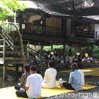 ワット・ナーパーポンでタンブンと瞑想を体験 in パトゥムターニー