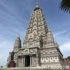 パトゥムターニー県にできた新しい寺院 ワット・パンヤーナンターラーム