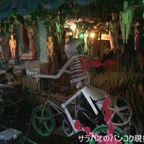 ワット・プートウドムはまるで昔の遊園地のような地獄寺 in パトゥムターニー