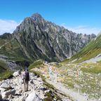 立山三山・劔岳