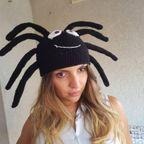 クモのニット帽が!アホっぽくてかわいい!!