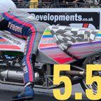 ロケットエンジンを積んだバイクがドラッグレースに出場!!