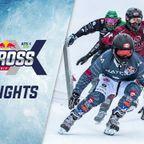 スケートの!ダウンヒルレース「Ice Cross」が熱い!!