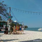 Hideout beach cafe & bistroは海岸沿いにあるインスタ映えするカフェ in シラチャ