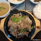 マンチャンのランチメニューはコスパ最高クラスの韓国料理! in プロンポン