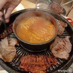 Peninsulaはタイ人に人気の韓国式BBQビュッフェ店 on ラーマ三世通り