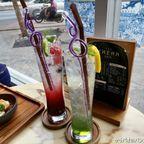 The Khehaはお洒落で雰囲気が良いお勧めカフェ on バムルン・ムアン通り