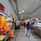 サームヤーン市場はチュラーロンコーン大学近くにあるローカル市場 in サームヤーン