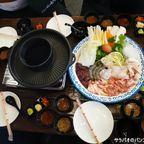 ThaiTownBkkのムーガタは日本人好みのおすすめ豚鍋料理! in ラチャテーウィー