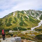 剱岳~立山 2020年9月20日~22日