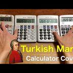 電卓のキーの音で奏でるモーツァルトのトルコ行進曲が魅力的!!