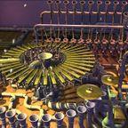 鉄球で演奏する、壮大な謎の仕組みで奏でる音楽!!