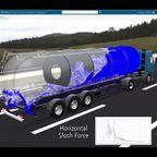 【雑学】液体を運搬するタンクローリーの中の構造が凄い!!