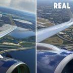本物の飛行機のフライトと、シミュレーターのフライトを比較!!