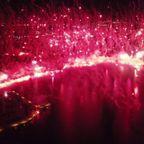 クロアチアの花火大会が、街中が燃えがるようで凄まじい!!
