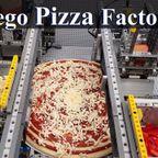 レゴで作ったピザを作るマシーンが凄い!!