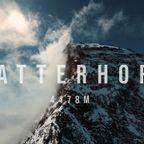 美しく険しい、スイスのマッターホルンの岩肌をドローンで撮影!!