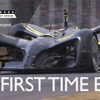 ロボットが運転する無人のスポーツカーがヒルクライムを攻める!!