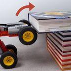 様々な障害物を走破する自動車をレゴで考える!!