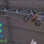 驚愕!オフロードバイクで棒高跳び大会が凄い!!