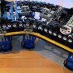 レゴで作ったロープウェイのミニチュアが凄い!!