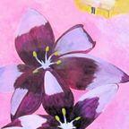 「花」エスキース:第一期