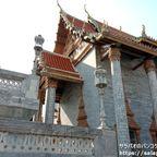 ワット・ラチャプラディットは日本にゆかりのある第一級王室寺院 in バンコク旧市街