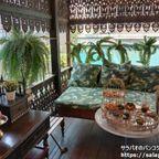 ジンジャーブレッドハウスは古い一軒家を改装した人気のカフェ in バンコク旧市街