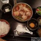 ニュー鳥波多゛のランチは鶏料理が格安で食べれて超お勧め! in プロンポン