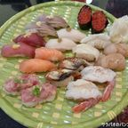 田中水産はコスパ最強と評判の寿司屋 in トンロー