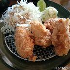 薫茶(かさ)のランチメニューはカキフライ定食が220バーツ! in アーリー