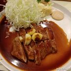神戸トンテキは低温調理されたトンテキが看板メニューのトンテキ専門店 in プロンポン