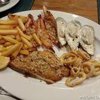 カフェ・フィッシュは新鮮な食材を使った地中海料理店 in ターミナル21