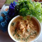 バーン・リム・ナムは海岸沿いにあるおすすめのタイ料理店 in ヤオヤイ島
