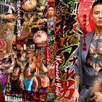 海外で活躍するフィスト好き日本人が、国内ゲイビデオでアナルローズ大公開!