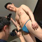 タイチの種付けムービー出演の若ゲイくんが、G@MESで相互ハメ撮りに挑戦!