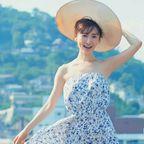 松本まりか 夏のよく似合うお姉さん。