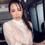 七海なな ゲリラ豪雨でびしょ濡れで乗りこんだバスで…。