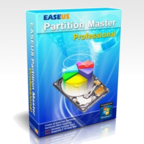EASEUS Partition Master Professional Editionが期間限定で無償配布中!