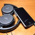 PHILIPS(フィリップス) のヘッドフォン SHL9600を使ってみた!