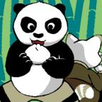 映画「カンフー・パンダ」観ました