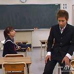 [無修正]学ラン男子校生が、卒業記念に教室で童貞からも卒業の一部始終!