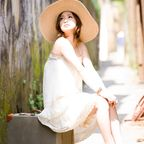 【No.564】 夏の日のお嬢さん / 上戸彩