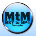 「MKVtoMP4 Converter」のエラーを修正したバージョン0.2.1を公開!