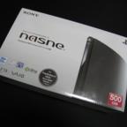 発売延期が決定したネットワークレコーダー「nasne」が届いたので色々試してみた!