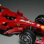 MFH 1/20 FerrariF2007 ChinaGP No6 Kimi.Raikkonen