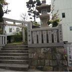 神社(西)