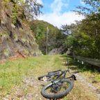 自転車のある風景 MTB親父版