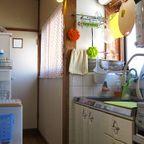 【2】廊下周辺(台所・トイレ)