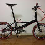 黄桜の写真館 自転車